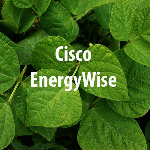تکنولوژی EnergyWise سیسکو