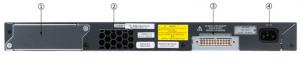 سوئیچ سیسکو WS-C2960X-48FPD-L