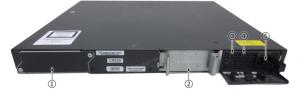 پنل پشت سوئیچ سیسکو WS-C2960XR-48LPS-I